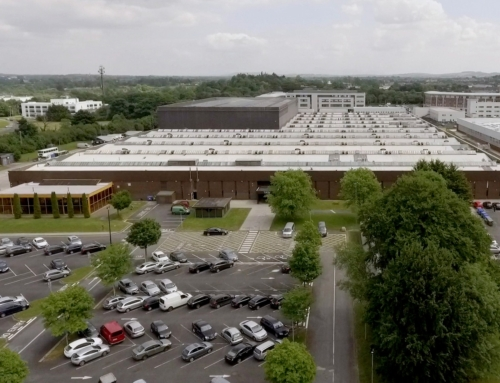 Troy Studios largest production facility in Ireland after stage expansion